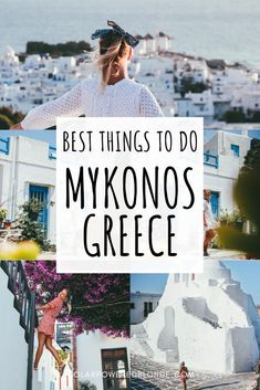 Santorini, Mykonos Greece Hotels, Mykonos Town, Greece Itinerary, Greece Travel, Greece Photography, Amazing Photography, Photography Guide, Travel Photography