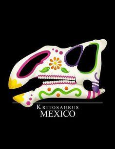Mexico dino
