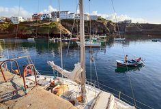 Tapia de Casariego. Diez pueblos muy bonitos de Asturias teñidos de verde