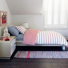 Kid's room. Love the bedding!!!