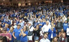 #BBN showed up BIG time at South Carolina. No away game is too far for the CATS!