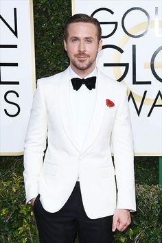 Ryan Gosling  74th Golden Globes