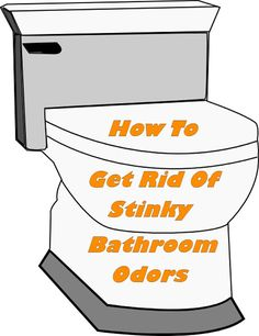 How To Get Rid Of Stinky Bathroom Odors - My Honeys Place