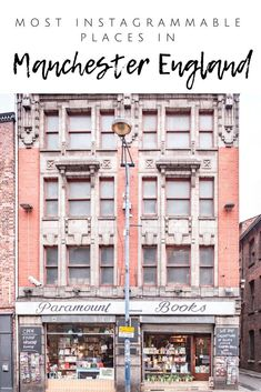 This Manchester and London Weekend Itinerary will help you plan a short getaway to two amazing England cities. Backpacking Europe, Europe Travel Tips, Travel Destinations, Travel Uk, Travel Pics, Birmingham, Cool Places To Visit, Places To Travel, Places To Go