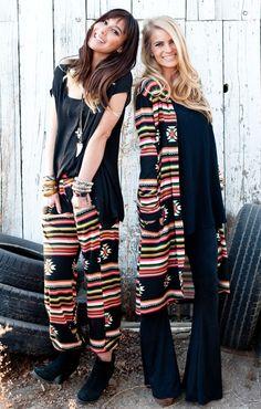 Mumu - Study Duster Sweater - Blackjack | Show Me Your MuMu