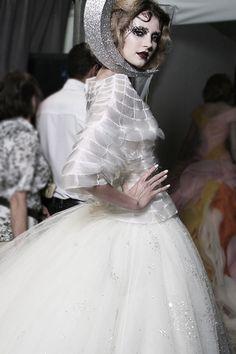 Christian Dior | Haute Couture, Fall 2011.