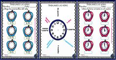 Las horas con relojes analógicos mejora de la atención