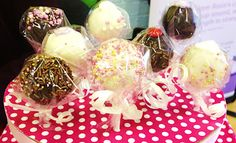 Lady of Vintage: How to make Cake Pops\ Baking Recipe\ Lady of Vintage