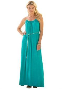 Grecian Maxi Dress by Denim 24/7