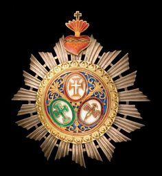 Placa da Banda das Três Ordens