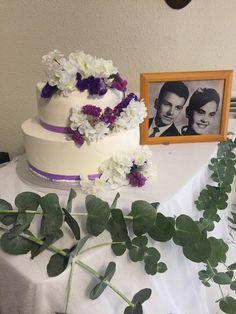 Cake, Desserts, Food, Wedding Anniversary, Parties Kids, Cherry Tree, Tailgate Desserts, Deserts, Kuchen