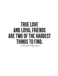 & I have found both. Even more important...I now appreciate that I have found both.