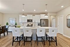 Everything's Included by Lennar, the leading homebuilder of new homes for sale in the nation's most desirable real estate markets. New Home Communities, Love Your Home, Parade Of Homes, New Homes For Sale, Oak Tree, Building A House, Kitchen, Table, Furniture