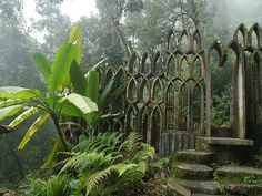 Sir Edward James – Las Pozas, San Luis Potosí, Mexico