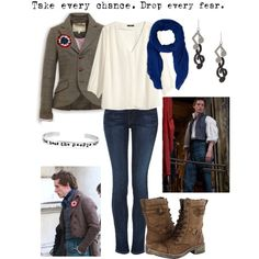 """Marius Pontmercy"" by max-13 on Polyvore"