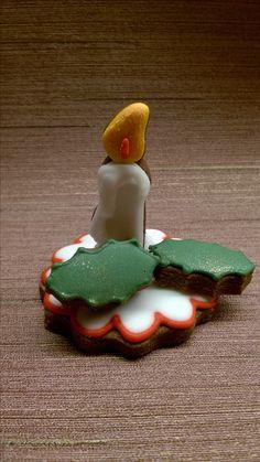 Cookies - Christmas - candle