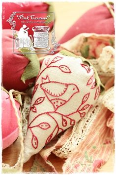 ❤ =^..^= ❤     Pink Caramel | Bird in Hand ~ free pattern