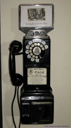 """From: The Discipline of Confession."""" Image: Mayflower Hotel phone from which Bill W. made the call that led to his meeting with Dr. Alcoholics Anonymous Quotes, Native American Poems, Mayflower Hotel, Bill W, Al Anon, Traditional Names, Just For Today, Sobriety, Historical Photos"""