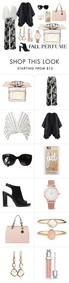"""""""Untitled #23"""" by elaristodemou ❤ liked on Polyvore featuring beauty, Chloé, M&Co, Free People, Chanel, Casetify, Michael Kors, Larsson & Jennings, MICHAEL Michael Kors and Accessorize"""
