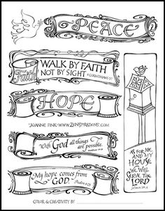 free bible journaling coloring pages 881 Best Bible Journaling images in 2019 | Bible art, Doodles  free bible journaling coloring pages