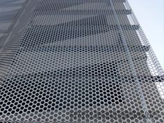 Perforated metal-Perforated metal manufacturer-Palisade Fence-3D ...