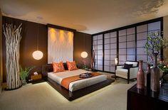 Chambre design:quelques secrets de syle asiatique