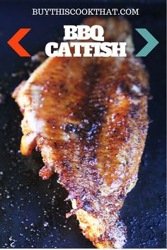 Who said you have to deep fry catfish? Our BBQ Catfish Recipe uses a spicy rub and smoky glaze that is perfect. Features Redneck Lipstick BBQ Sauce!