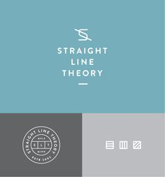 New Work: Straight Line Theory Rebranding | Studio MPLS | Packaging and Branding Design | Minneapolis, MN
