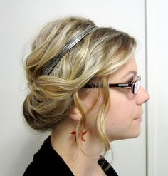 Bye Bye Beehive │ A Hairstyle Blog: TBD Inspired.