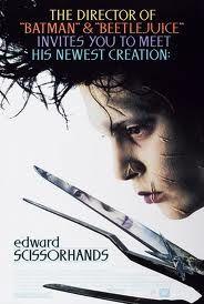 Edward Scissorhands... loved it:-)