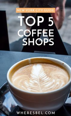 Where to find the best coffee in New York City    #newyorkcity #NYC / Coffee in NYC / What to do in NYC / NYC Travel Guide / Things to do in NYC / NYC Foodie Guide / NYC Restaurants / NYC