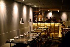 shibumi stockholm - Google Search Stockholm Restaurant, Conference Room, Table, Furniture, Google Search, Home Decor, Decoration Home, Room Decor, Tables