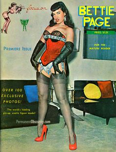 Never too much Betty (Page)!