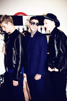 CoSTUME NATIONAL SS14 Backstage!