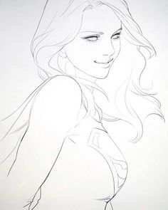 Preparing the next ink piece. Pencil Art Drawings, Art Drawings Sketches, Cartoon Drawings, Comic Books Art, Comic Art, Comic Style Art, Arte Dc Comics, Figure Sketching, Cool Sketches