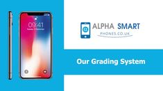 Watch Our Grading System Refurbished Phones - Grafix Dezign on Dailymotion Refurbished Phones, Grading System, Accessoires Iphone, Iphone 8 Plus, Apple Iphone, Smartphone, Conditioner
