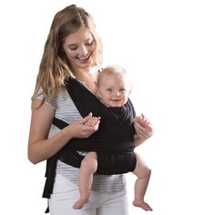 Enjoy the support of a traditional carrier plus the comfort of a fabric wrap with the Boppy ComfyFit Baby Carrier. Sure to be a favorite of busy parents, this stylish hybrid carrier offers 2 ergonomic carrying positions and a convenient storage pouch. Best Baby Carrier, Hip Dysplasia, Traveling With Baby, Baby Costumes, Yoga Inspiration, Baby Wearing, Baby Gear, Perfect Fit, Car Seats