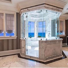 Bathroom Goals via @the_luxury_life   Tag someone who would love this - Add the.luxurylife on Snapchat . - Do not forget to Turn on Post Notifications. - Checkout our blog at www.theluxuryguide.net