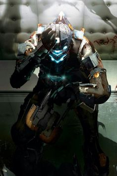 Deadspace 2 Isaac Clarke