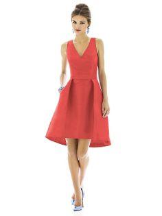 Alfred Sung Style D588 http://www.dessy.com/dresses/bridesmaid/D588/?color=garnet&colorid=403#.Um2glvlwqQI