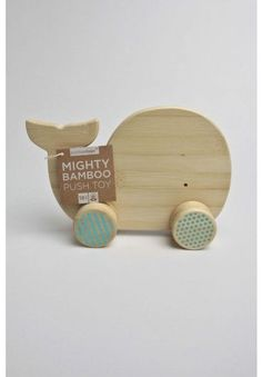 The perfect little push toy!