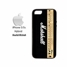 Marshall Amplifier Guitar Amp iPhone 5/5s HYBRID Cover