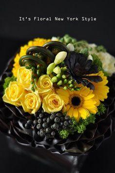 Fresh Flower Arrangement #11 by FLORAL NEW YORK, via Flickr