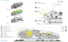 Taichung City Cultural Center Competition Entry / RMJM