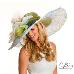 I found my Kentucky Derby Hat!  Thank you delmarhats