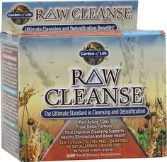 Garden of Life RAW Cleanse™