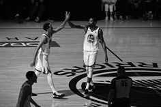 The NBA Finals are an annual sports contest where a challenger gets to face LeBron James for a chance to be crowned champion of professional basketball.One of my favorite parts is that Getty Images always sends someone with an extremely dope camera to take photos that look like they are less from the