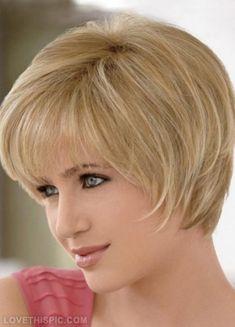 Short Blonde Cut hair blonde hair color hairstyle hair ideas blonde cut hair cuts