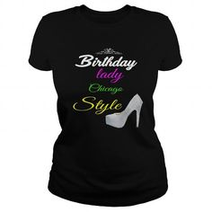 Cool style city Chicago style birthday style usa lady style Chicago lady city lady usa style city love style love Chicago T shirts