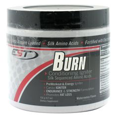EST, Burn is a supplement that is unique in its own kind. The supplement contains extraordinary nutrients and energizers that can energize the body and the muscles to perform the extensive work out for the purpose of weight loss and muscle building.